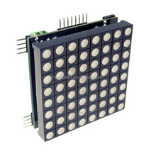 Good quality ROHS Approved <strong>LED</strong> Dot Matrix 1.9mm 3mm 5mm 8x8 <strong>led</strong> dot matrix <strong>display</strong>