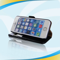 Portable Radiation Protection pu Bag Pouch cheap price cell phone case for iphone 5s