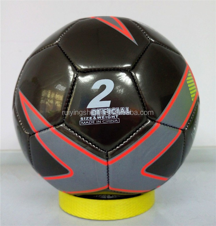 Factory supply size 2 size 5 customized logo promotional soccer ball