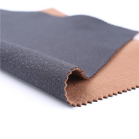 Stock Printed Customized faux leather for chair covers