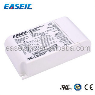 High Power 850mA,1050ma 50W 0-10V Dimming led power driver for led downlight, panel light