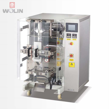 High Quality automatic operate weigh filling packing machine