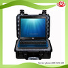 Tricases M2400 custom logo ShangHai OEM/ODM computer shockproof hard carry plstic cases