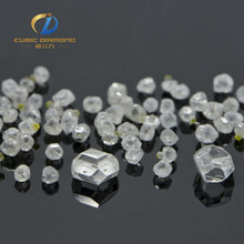 Big supply 1.00mm to 4.00mm Synthetic HPHT CVD Rough Diamond