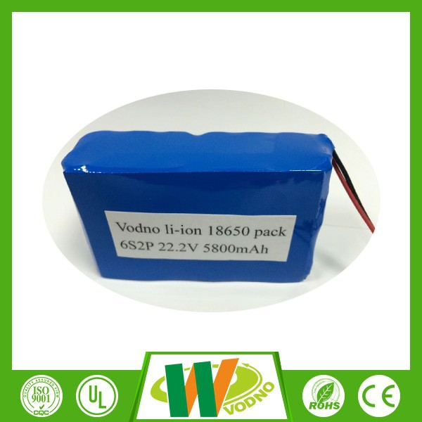Best price 14.8v 18650 rechargeable lithium battery with good solution