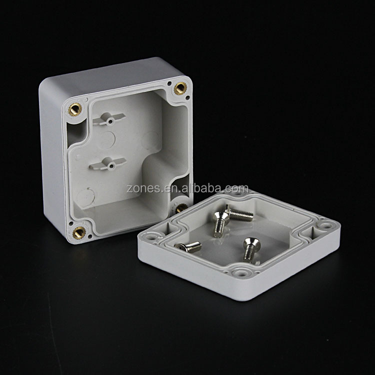 nema ip65 small plastic housing electronic enclosure ul94 electrical junction box price