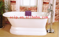 cheap classic enamel cast iron bathtub