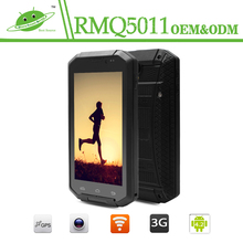 Low Price Shenzhen NFC Rugged Smarthone IP67 Waterproof Rugged Phone Android 5.0 Inch IPS Screen Ultrathin Rugged Smartphone