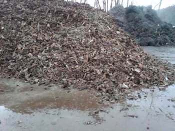 Shredded 211 Ferrous Scrap