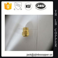 B431 high quality brass male threaded metric welded pipe extension nipple