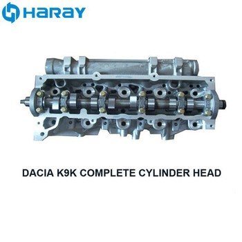 K9K Complete Cylinder Head for Dacia/Logan