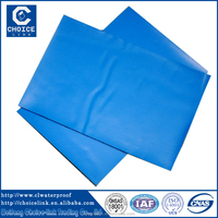 1.2mm 2mm fiberglass felt Self Adhesive Bitumen Waterproof Membrane with aluminum foil