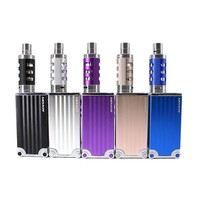 Movkin Luggy Pro sub ohm tank pyrex glass tube 510 connector atomizer dry herb vape tanks ecig tank e cigarette