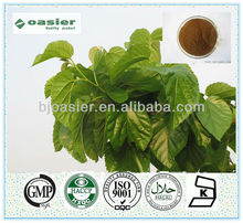 Offering Mulberry Leaf Extract.lowering cholesterol level.Cost Effective!