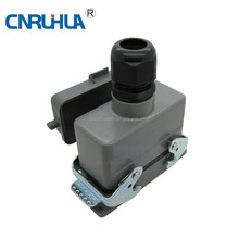 Fashion special m12 male and female cable connector