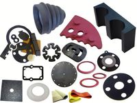 OEM Environment-friendly auto rubber part/rubber component/oem industrial rubber parts
