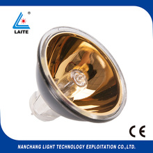 LT05045 Infrared Bulbs with Gold Reflector 15V150W GZ6.35 50hrs 64635HLX