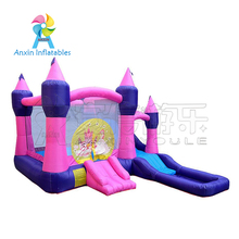 Customized giant inflatable bounce castle game jumping bouncy castle house playground,children water slide for kids