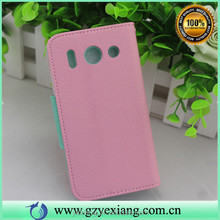 For Huawei Ascend G510 Flip Cover, Phone Wallet Case For Huawei G510