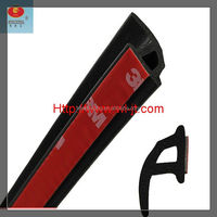 Factory Customized Rubber Strip In Plastic