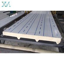 color steel thermal insulation PU polyurethane sandwich panel for prefabricated house
