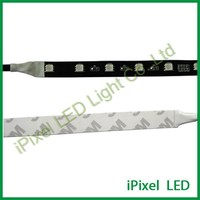 high lumen 5050 smd addressable multicolor dmx rgb led strip - IP20