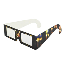 Custom Diffraction Glasses,Paper 3D Anaglyph Diffraction Glasses