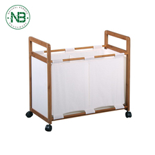 Bamboo Hamper Natural Bamboo Laundry