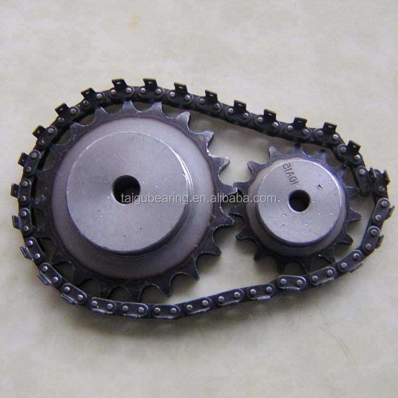 06C-2 Stainless Steel Saw Chain With Attachment