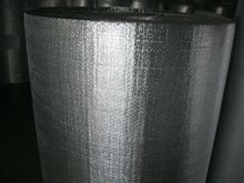 Aluminium Bubble Foil Faced Steam Pipe Insulation, Air Bubble Insulation