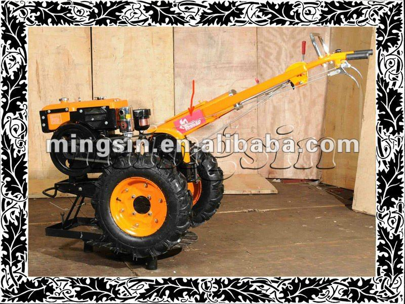 MB1070D 8-10hp walking tractor / motoculteur