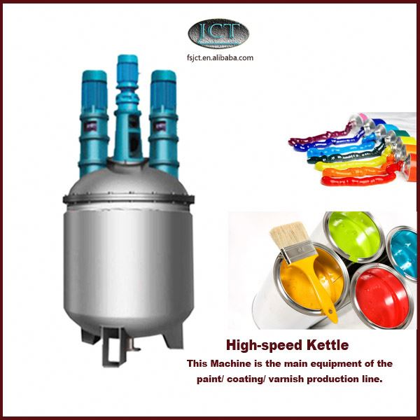 water based acrylic spray paints production machinery