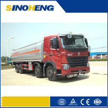 Hot sale chemical truck factory direct fuel tank truck 6x4 SINOTRUK oil tank truck dimension