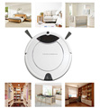 Slim Body Environmental Vacuum Cleaning Robot ODM