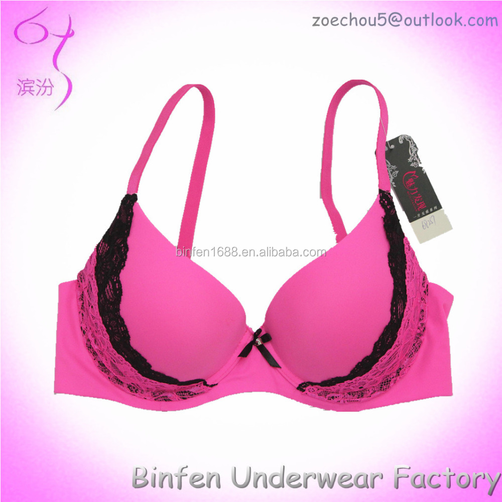 Seamless Double Lace Senza Bra Name Brand