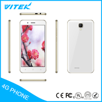 "Low Price China 4G Lte Mobile Phone,Mtk Solution Cellphone 5 Inch,Hote Selling New Design 5"" Qhd Panel General Mobile 4G Phone"