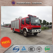 Howo 12000L Foam Water And Dry Powder Tank Fire Truck, More Type Rhd/Lhd Fire Trucks Can Be Choosen.