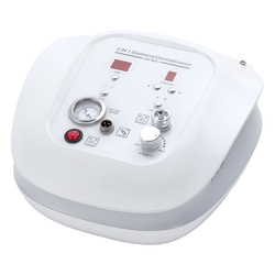 2 in 1 advanced science digital microdermabrasion machine