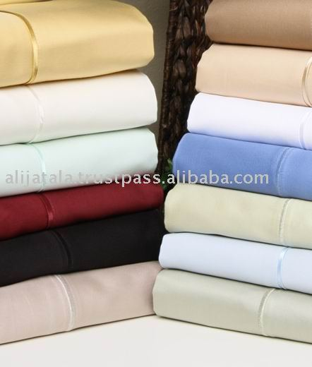 100% Cotton Sateen Fabric