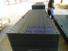 save planting cost polypropylene weed barrier/hdpe ground protection mat/plastic ground cover