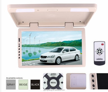 17 inch Car Roof Mount Monitor withTV USB SD FM