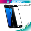 New Coming! Japan Material Anti-fingerprint Tempered Glass Screen Protector for Samsung Galaxy S7 Screen Saver
