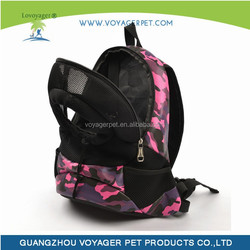 Lovoyager New Design Polyester pink pet carrier