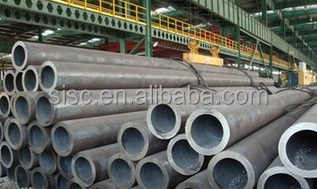 Medium And Low Pressure Boiler Tube 20MoG Carbon Steel Seamless Pipe