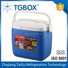 8L portable refrigerator Cooler Box food plastic ice chest