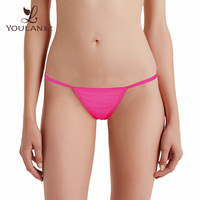 Manufacture Secrets Perfectly Transparent Lady Cotton Panties Printed Underwear