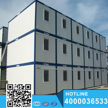 Cool PF Warm Sandwich Panel 40ft Container Home