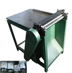 metal Small round tin paint canproduce making machines