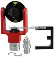Total Station Prism with Mini Systems