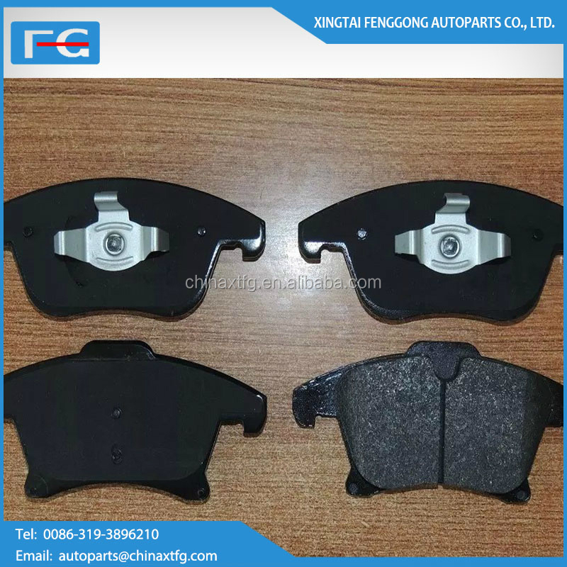 best selling non asbestos free brake pad